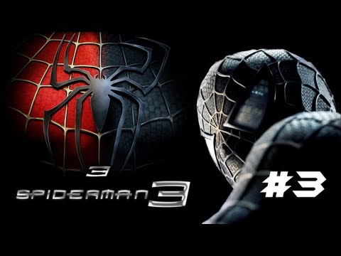 Let's Play Spiderman 3 Part 3-NEW GOBLIN