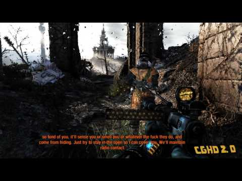 Metro Last Night On Amd Fx 4-100 Ati Hd 5570