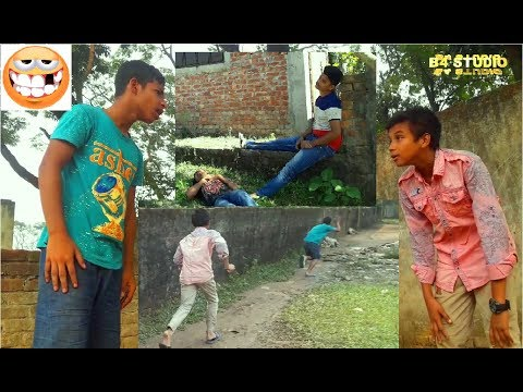 best funny video 2018 - Comedy Funny Video - b4 studio - Bangladesh -