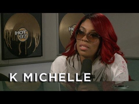 Kmichelle Confronts Ebro Because He Never Told Her About His Daughter video