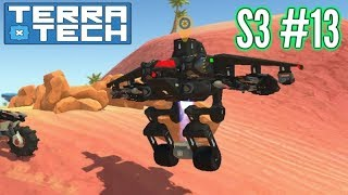 Terratech   Ep13 S3   New Hawkeye Character!!   Terratech v0.7.8.2 Gameplay