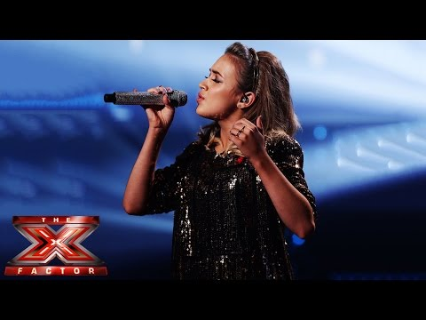 Visit the official site: http://itv.com/xfactor Lauren made a pact to bring salvation back, but will the Judges think she's done a good enough job on her song or will she be told to Beat...