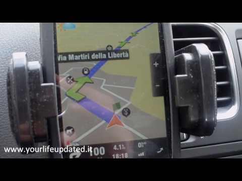 Sygic Aura Navigatore GPS iPhone Prova Su Strada yourlifeupdated.it