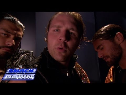 The Shield promise that Randy Orton, Kane & Daniel Bryan will fall: SmackDown, June 14, 2013
