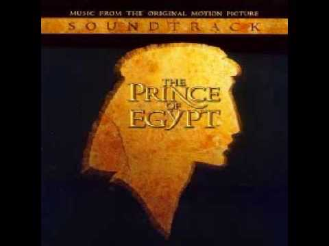 The Prince Of Egypt Soundtrack Through Heaven's Eyes With Lyrics