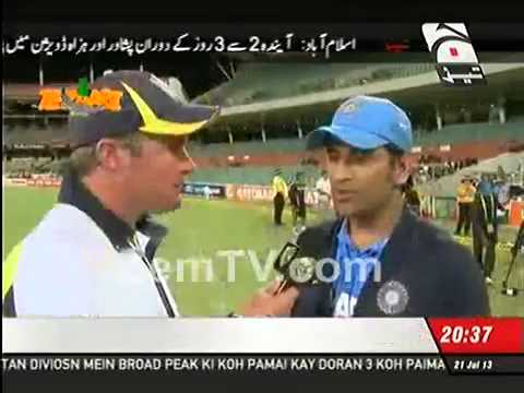 Funny Punjabi Dubbing Of Dhoni Interview Must Watch.mp4 video