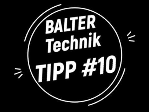 Balter Technik Tipp#10 - Balter Rekorder direkt miteinander über LAN verknüpfen
