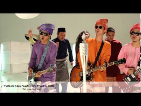 BUNKFACE LAGU RAYA 2013 - ANUGERAH SYAWAL (OFFICIAL MUSIC VIDEO)