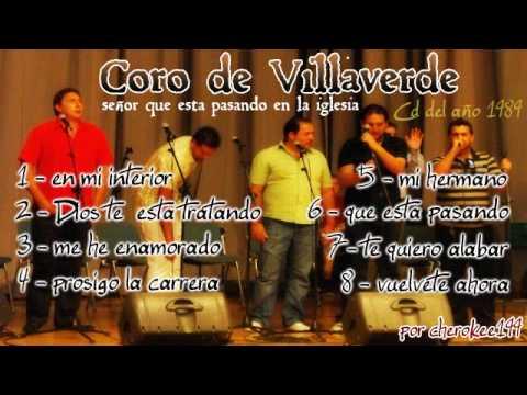 3 cds del coro de villaverde  0