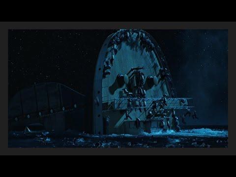 Titanic And Britannic Sinking Titanic Britannic vs