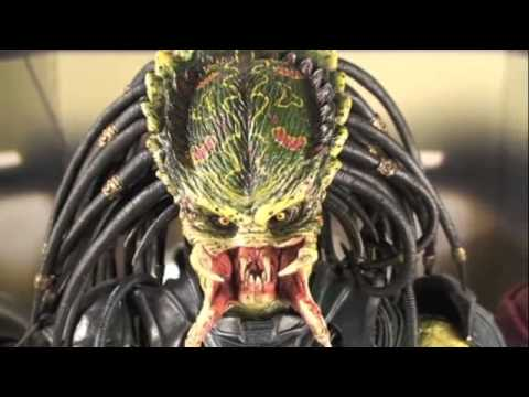 Predator 2 Hot Toys Lost Predator 1/6 Scale Movie Masterpiece Collectible Figure Review
