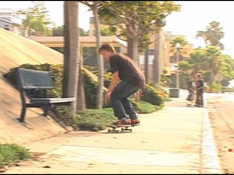 """Wes Kremer 2004-2005 """"Sponsor Me Tape"""" SYN Skateboarding Clips"""