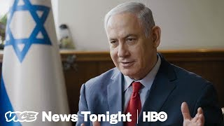 "Netanyahu Says Palestinians Should ""Abandon The Fantasy That They Will Conquer Jerusalem"" (HBO)"
