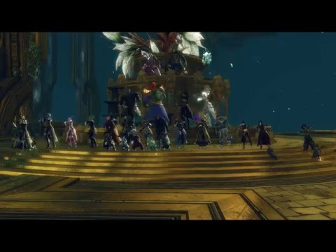 Remnants of Hope Guild Wars 2 Division Dance Party