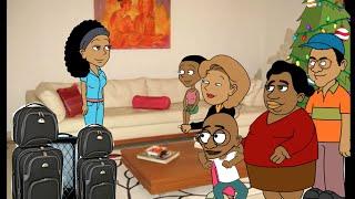 Les Ways de Mimi : Épisode NOËL AU BLED (1ère partie)