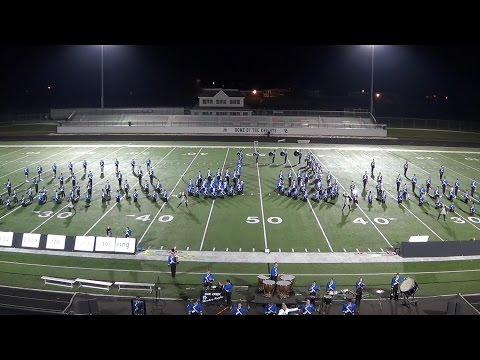 Oak Creek High School (Wisconsin) Marching Knights @ the OCHS Encore Show