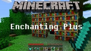 Minecraft Mod: Enchanting Plus 1.4.6/1.4.7 installieren [German/HD]