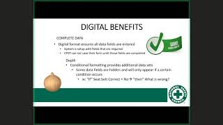 Benefits of using a Digital Car Seat Check Form