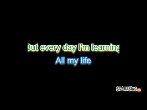 Samantha Barks - On My Own - (instrumental - Karaoke ) Les Miserables