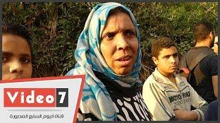 """بالفيديو .. جارة خاطف الطائرة المصرية تصف طليقته: """"قمر وتستاهل طيارة"""""""