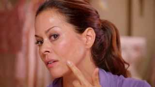 Brooke Burke-Charvet's Makeup Routine with Sheer Cover Mineral Makeup