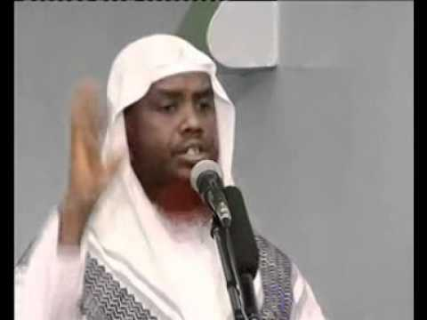FADLIGA 10 KA HORE BISHA DUL-XAJ SH MAXAMED CABDI UMAL XAFIDULAH 27/10/2011