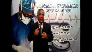 La Familia y su Medico - Dr. John Vega - Sindrome Pre Menstrual - 3era Parte