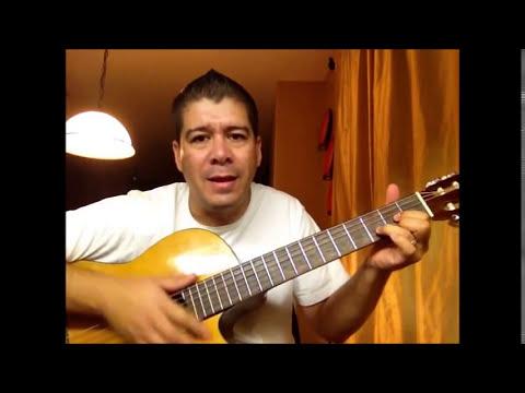 Coritos Cristianos - Rasgueo de Guitarra