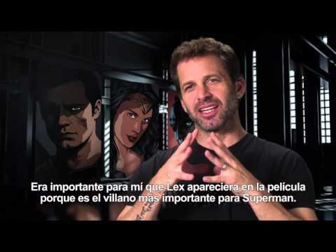 Batman v Superman: El Amanecer de la Justicia - Entrevista a Zack Snyder