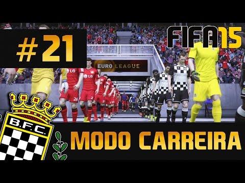 FIFA 15 - MODO CARREIRA: BOAVISTA #21 - ESTOU A GOSTAR!