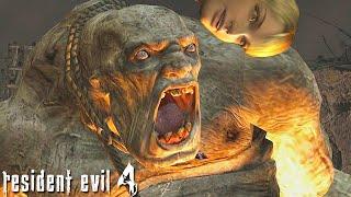RESIDENT EVIL 4: SHOTGUNS - El Gigante Morto em SEGUNDOS! #4