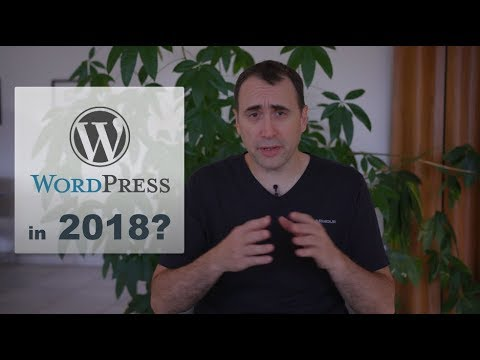Should you learn Wordpress in 2018?