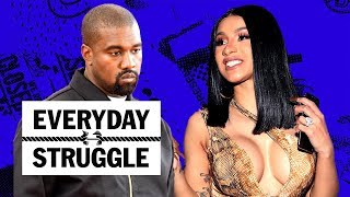 Cardi's Album Struggles, Ferg Removed From 'New Freezer,' Lauryn Hill's Classic | Everyday Struggle