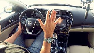 Nissan Maxima Platinum 2016 - Al Vázquez - Review en Español