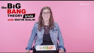 Mayim Bialik – Big Bang Theory Trivia Test