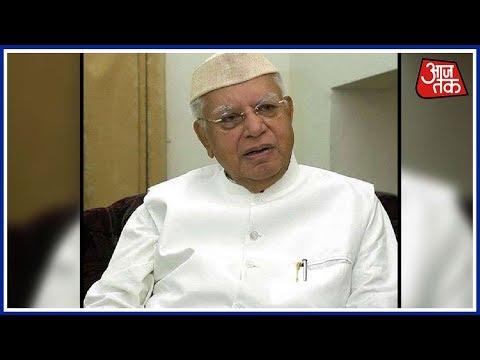BREAKING NEWS: नहीं रहे UP और Uttarakhand के पूर्व मुख्यमंत्री ND Tiwari