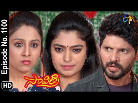 Savithri | 9th October 2018 | Full Episode No 1100| ETV Telugu