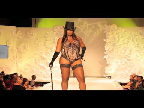 Curvy Couture runway presentation at FFFWeek 2013