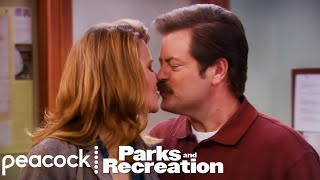 It's a Nice Day for a Swanson Wedding - Parks and Recreation Highlight