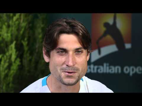 David Ferrer interview (2R) - Australian Open 2015
