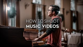 How to Light & Film Music Videos | Job Shadow