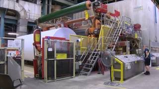 The Paper Recycling Process | Domtar