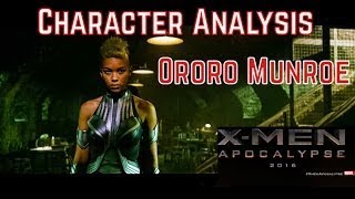 X Men : Apocalypse Trailer Talk   Who is Ororo Munroe ?   Storm