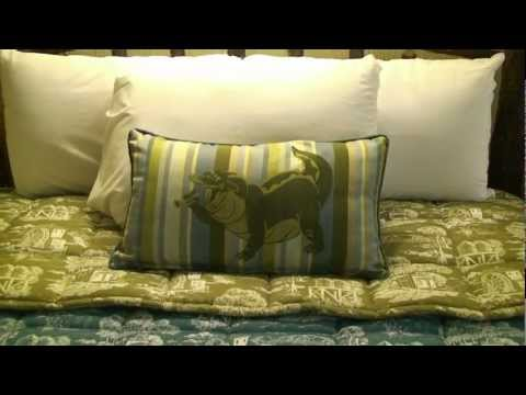 Disney's Port Orleans Riverside Resort - Alligator Bayou - Refurbished Room, Princess and the Frog