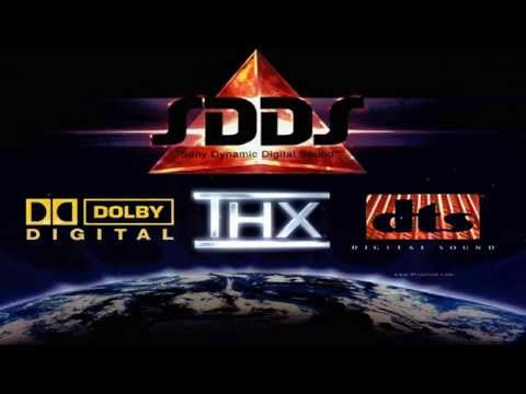 DTS SDDS THX Dolby Digital 5.1 & 7.1 Specials in Original HD Quality - Free Download