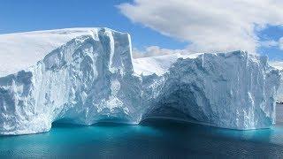 Trillion-ton iceberg of doom