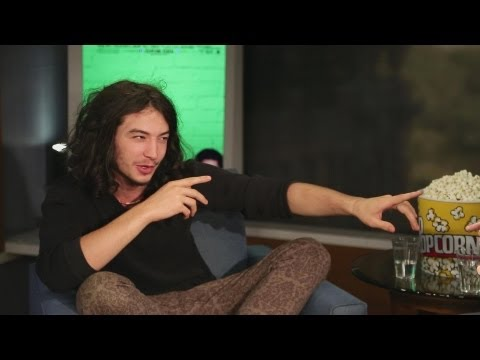 Ezra Miller Interview on 'The Perks of Being a Wallflower' Film,
