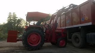 🎙😅🏻🎙ऐबल लोडर बुकिंग हेतु फोन 📞9999914795, 8384009010  ABEL LOADER FOR MAHINDRA TRACTOR INDIA