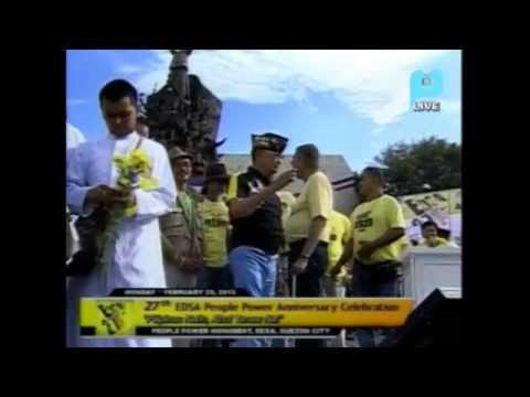 Part 5 - 27th Anniversary of EDSA People Power Celebration - PTV Special Coverage