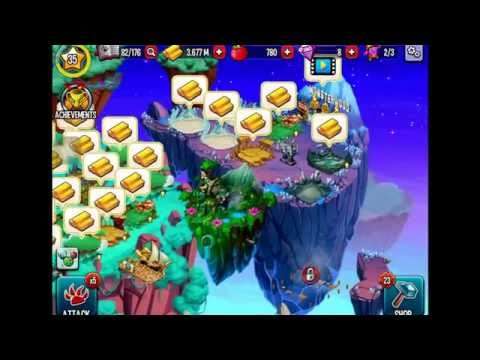 Monster Legends: How To Breed Thorder